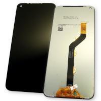 Дисплей Tecno Spark 5 Pro / Camon 15 / Camon 15 Air с сенсором, черный (оригинальные комплектующие)