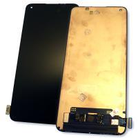 Дисплей OnePlus 9 с сенсором, черный (оригинальная матрица)