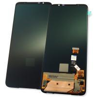 Дисплей Asus ROG Phone 5 ZS673KS с сенсором, черный (оригинальная матрица)