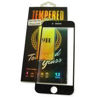 Защитное стекло на дисплей iPhone 6 / 6S закаленное 9D 9H 0.33 мм