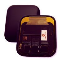 Дисплей Apple Watch SE / Apple Watch Series 5 (44 мм) с сенсором черного цвета (оригинал Китай)
