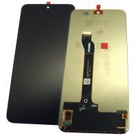 Дисплей Huawei Honor X20 SE с сенсором, черный (оригинал Китай)