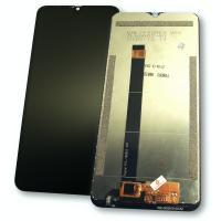 Дисплей Blackview A60 / A60 Pro с сенсором, черный (оригинальная матрица)
