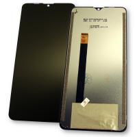 Дисплей Blackview A80 Pro с сенсором, черный (оригинал Китай)