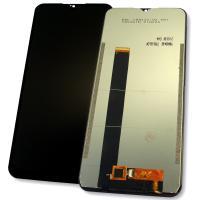 Дисплей Doogee X95 с сенсором, черный (оригинал Китай)