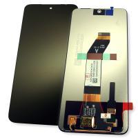 Дисплей Xiaomi Redmi 10 с сенсором, черный (оригинал Китай)