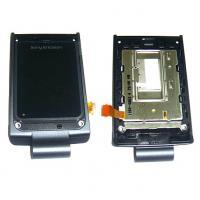 Дисплей Sony Ericsson W380 в корпусе серого цвета + стекло (оригинал 100%)
