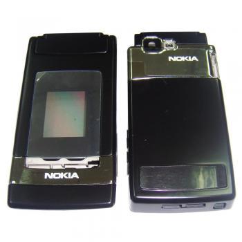 Корпус Nokia N76 черный