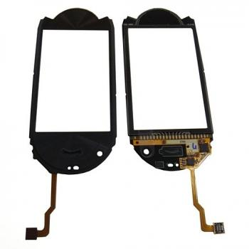 Сенсорный экран Samsung M7600 черный