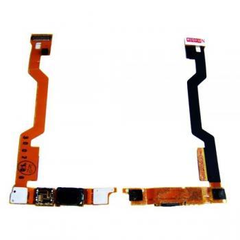 Шлейф Sony Ericsson W910i + разъем под камеру и динамик