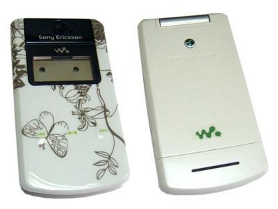 Корпус Sony Ericsson W508 белый