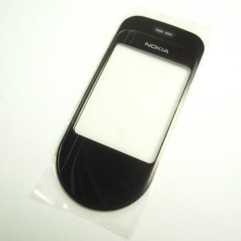 Стекло Nokia 7373 черное