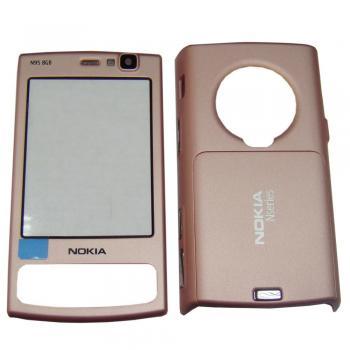 Корпус Nokia N95 8 Гб розовый