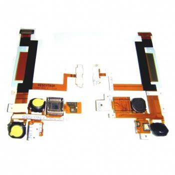 Шлейф Sony Ericsson T700 под камеру (оригинал)
