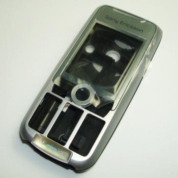 Корпус Sony Ericsson K700 серый