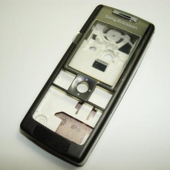 Корпус Sony Ericsson T630 черный