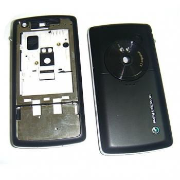 Корпус Sony Ericsson W960 черный
