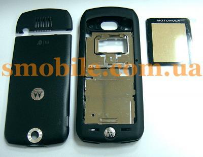 Корпус Motorola L6 черный