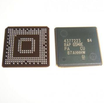 Микросхема 4377223 центральный процесор Nokia 3250 5200 5300 6085 6270 6300 7370 8600 E50