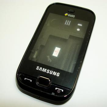 Корпус Samsung B5722 черный