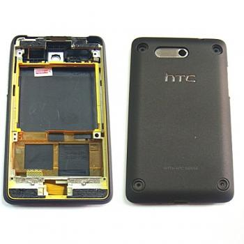 Корпус HTC HDmini черный (оригинал)