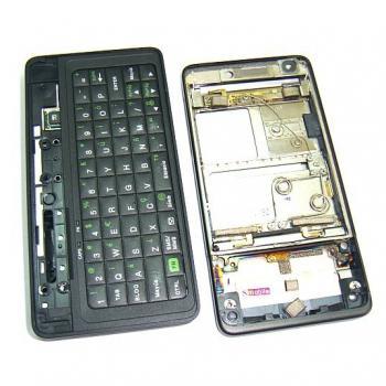 Корпус HTC Touch PRO T7272 черный (оригинал)