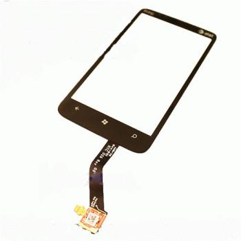 Сенсорный экран HTC Surround 7 T8788 черный