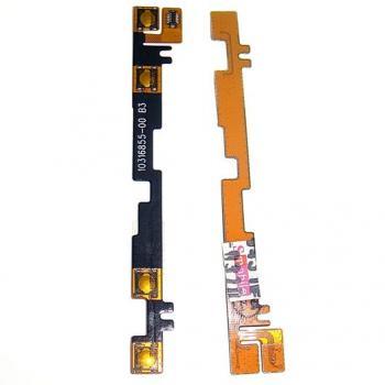Шлейф Nokia C5-01 с мембранами боковых кнопок прокрутки