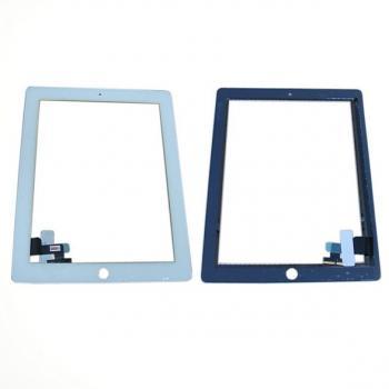 Сенсорный экран iPad 2 белый (оригинальные комплектующие)