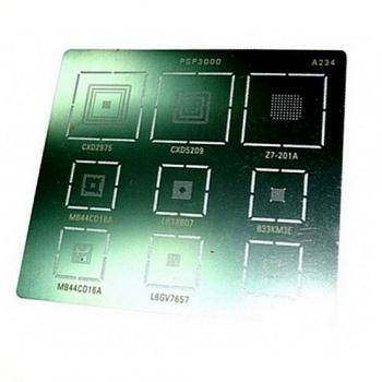 Трафарет BGA (A234) PSP3000