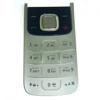 Клавиатура Nokia 2720 синяя (рус/англ)
