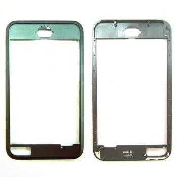 Металическая рамка корпуса iPod Touch 1 -го поколения, черный