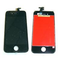 Дисплей iPhone 4S + рамка и сенсор черный (копия AAA)