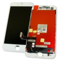 Дисплей iPhone 7 + рамка и сенсор белый (оригинальные комплектующие)
