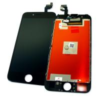 Дисплей iPhone 6S + рамка и сенсор черный (копия)