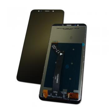 Дисплей Xiaomi Redmi 5 Plus + сенсор черный (оригинальные комплектующие)