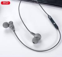 Наушники XO S22 In-Ear with Remote control and Mic серые