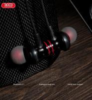 Bluetooth наушники XO BS5 Sports Magnetic черные