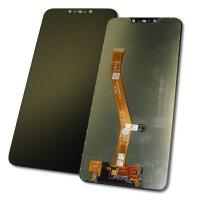 Дисплей Huawei P Smart Plus Nova 3i + сенсор черный (оригинальные комплектующие)