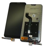 Дисплей Xiaomi Mi A2 Lite Redmi 6 Pro + сенсор черный (оригинальные комплектующие)