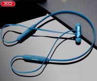Bluetooth наушники XO BS10 Sports Magnetic синие