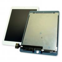 """Дисплей iPad Pro 9.7"""" + сенсор белый и шлейф на плату (оригинальные комплектующие)"""