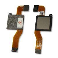 Шлейф Xiaomi Redmi Note 5 + сканер отпечатка пальца золотистый (оригинал Китай)