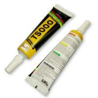Клей TS000 черный, для приклеивания сенсоров и рамок (15 мл)