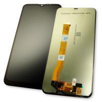 Дисплей Realme C2 + сенсор черный (оригинальные комплектующие)
