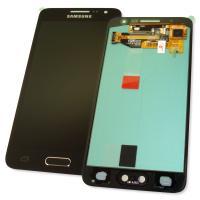 Дисплей Samsung A300F A300G Galaxy A3 2014 + сенсор черный (оригинал 100%)