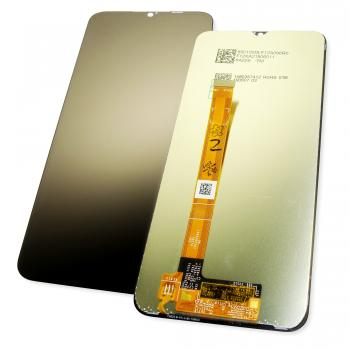 Дисплей Oppo A5 2020 / A9 2020 / Realme 5 + сенсор черный (оригинальные комплектующие)