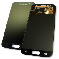 Дисплей Samsung G930F G930FD Galaxy S7 + сенсор черный GH97-18523A (оригинал 100%)