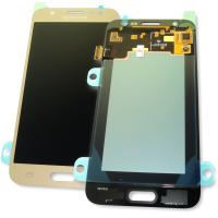 Дисплей Samsung J500F J500F/DS Galaxy J5 + сенсор золотистый GH97-17667C (оригинал 100%)
