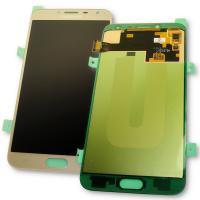 Дисплей Samsung J400F J400G Galaxy J4 + сенсор золотистый GH97-21915B (оригинал 100%)
